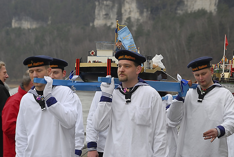Schifferfastnacht in Rathen